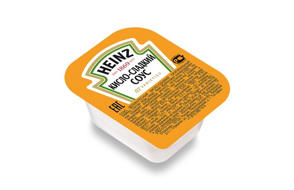 Heinz - Соус кисло-сладкий (25 мл.)