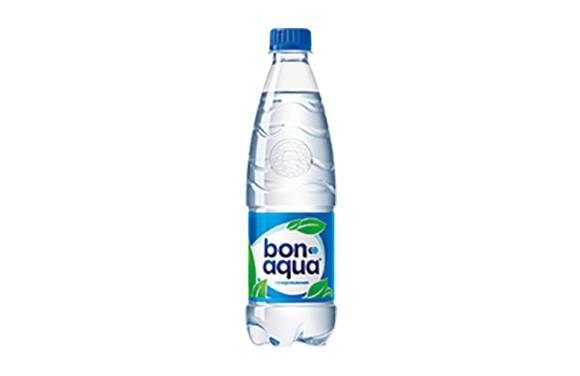 BonAqua Газированная 0.5 л.